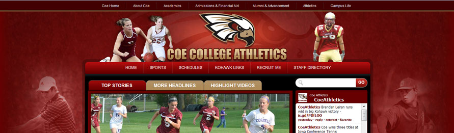 Featured Site - COE
